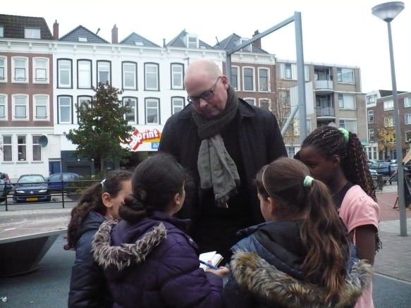 Han van Dam en de Wijktijgers!